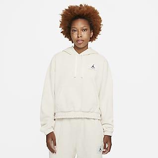 Jordan Essentials Damen-Fleece-Hoodie