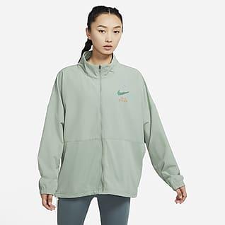Nike 李娜系列女子梭织训练夹克