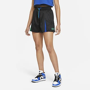 Jordan x Aleali May Shorts plisados para mujer