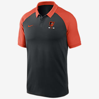 Nike Dri-FIT Legacy (MLB Baltimore Orioles) Men's Polo