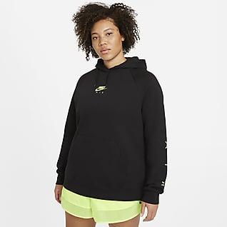 Nike Air Essential Women's Pullover Hoodie (Plus Size)