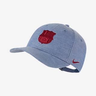 F.C. Barcelona Legacy91 Chambray Hat