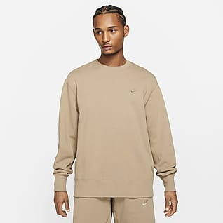 Nike Sportswear Classic Fleece-Rundhalsshirt für Herren