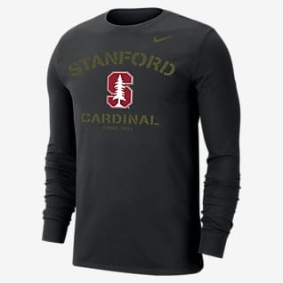 Nike College Dri-FIT (Stanford) Playera de manga larga para hombre
