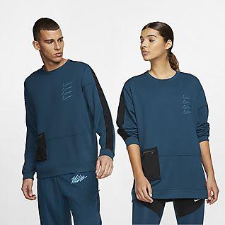 Mænd Dri FIT Træning og fitness Toppe og T shirts. Nike DK