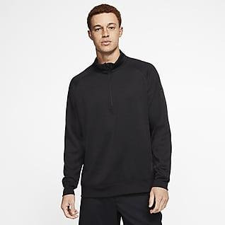 Nike Dri-FIT Player Prenda para la parte superior de golf de medio cierre para hombre