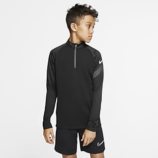 Nike Dri-FIT Academy Pro Older Kids' Football Drill Top