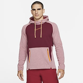 Nike Therma-FIT Men's Pullover Training Hoodie