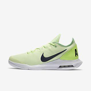 nike green tennis shoes