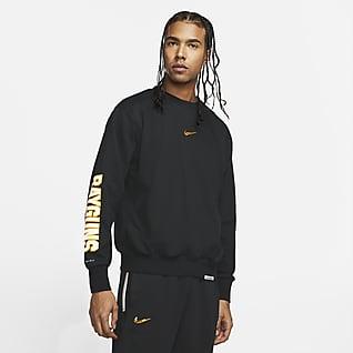Nike Standard Issue Rayguns Sudadera de cuello redondo para hombre