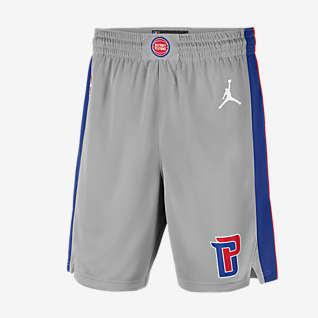 Pistons Statement Edition 2020 Men's Jordan NBA Swingman Shorts