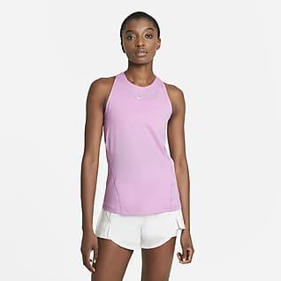 Nike Pro Женская майка из сетчатой ткани