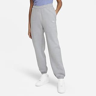 NikeLab Γυναικείο φλις παντελόνι