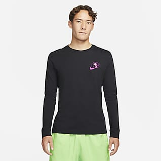 Nike Sportswear Nike Day Men's Black Light T-Shirt