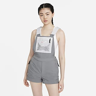 Nike Sportswear 女款吊帶短褲