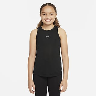 Nike Dri-FIT One Tanktop voor meisjes