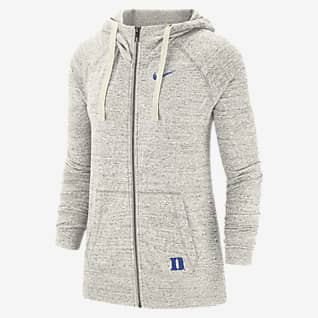 Nike College Gym Vintage (Duke) Women's Full-Zip Hoodie