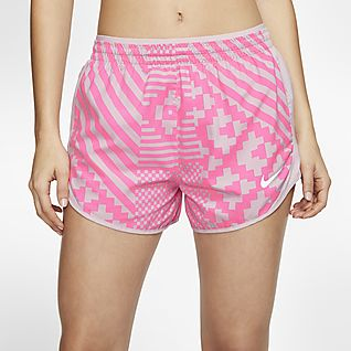 Nike Tempo Luxe กางเกงวิ่งขาสั้นผู้หญิง