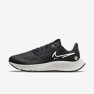 Nike Air Zoom Pegasus 38 Shield Værbestandige løpesko for vei til dame