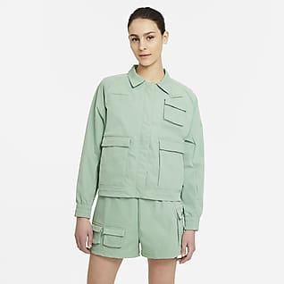 Nike Sportswear Swoosh Женская куртка из тканого материала