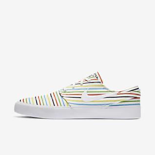 Nike SB Zoom Stefan Janoski Canvas RM Premium Gördeszkás cipő
