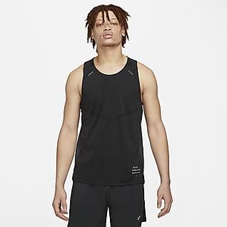 Nike Rise 365 Run Division Мужская беговая майка