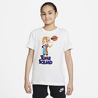 Nike Sportswear x Space Jam: A New Legacy Playera para niña talla grande