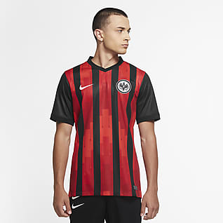 Eintracht Frankfurt 2020/21 Stadium Home Men's Football Shirt