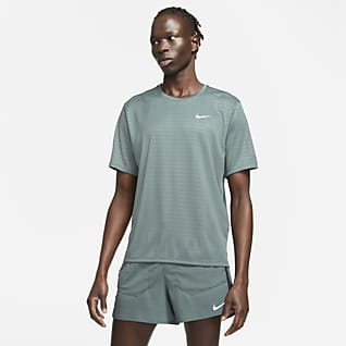 Nike Miler Run Division Camiseta de running de manga corta para hombre