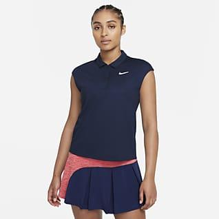NikeCourt Victory Tennispolo til kvinder