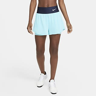 NikeCourt Advantage Damen-Tennisshorts