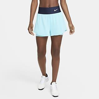 NikeCourt Advantage Damskie spodenki tenisowe