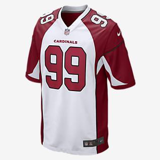 NFL Arizona Cardinals (J.J. Watt) Jersey de fútbol americano Game para hombre