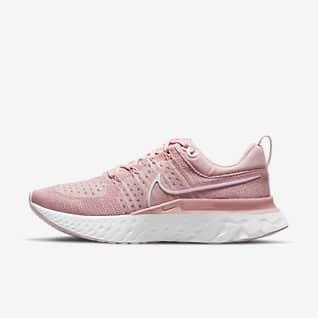 Nike React Infinity Run Flyknit2 Chaussure de running pour Femme