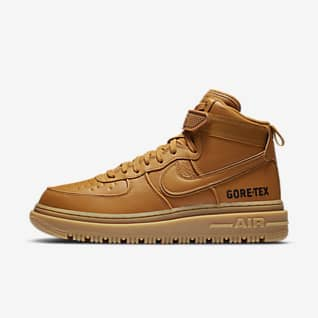 Hommes Air Force 1 Chaussures montantes Chaussures. Nike FR