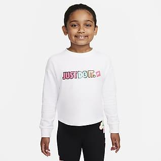 Nike 幼童圆领上衣