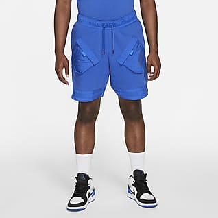 Jordan 23 Engineered Shorts in fleece - Uomo