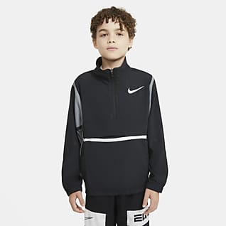 Nike Crossover Veste de basketball pour Garçon plus âgé