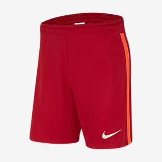 Liverpool FC 2021/22 Stadium Home กางเกงฟุตบอลขาสั้นผู้ชาย