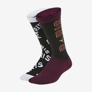 Paris Saint-Germain Crew-Socken für ältere Kinder (2 Paar)