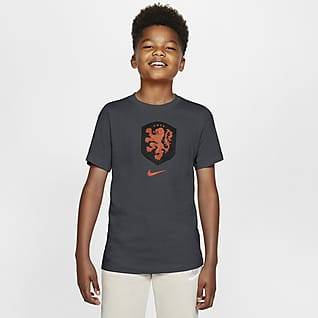 Netherlands Older Kids' Football T-Shirt