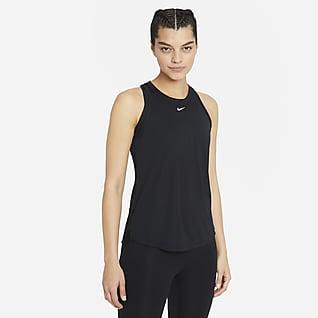 Nike Dri-FIT One 女款標準剪裁背心