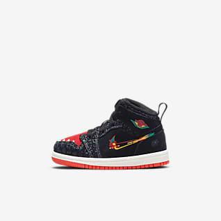 Jordan 1 Mid SE Baby/Toddler Shoes