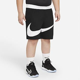 Nike Elite Big Kids' (Boys') Graphic Basketball Shorts (Extended Size)
