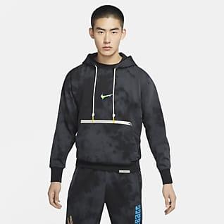 Nike Hardwood 男款籃球套頭連帽上衣