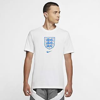 Inglaterra T-shirt de futebol para homem
