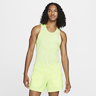 Nike Dri-FIT ADV Techknit Ultra Ανδρικό φανελάκι για τρέξιμο