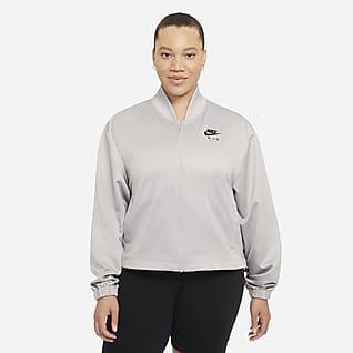 Nike Air Chamarra para mujer de talla grande