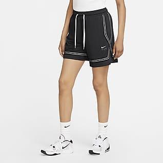 Nike Dri-FIT Swoosh Fly Basketshorts för kvinnor