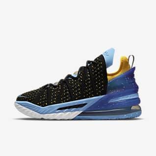 "LeBron 18 ""Dynasty"" Basketball Shoe"